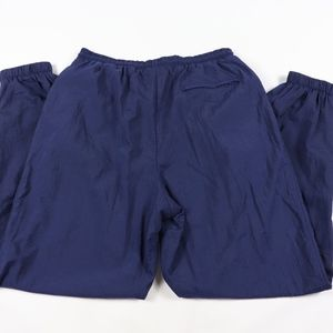 Nike Pants - Vtg Nike Mens Large Michigan Wolverines Team Pants